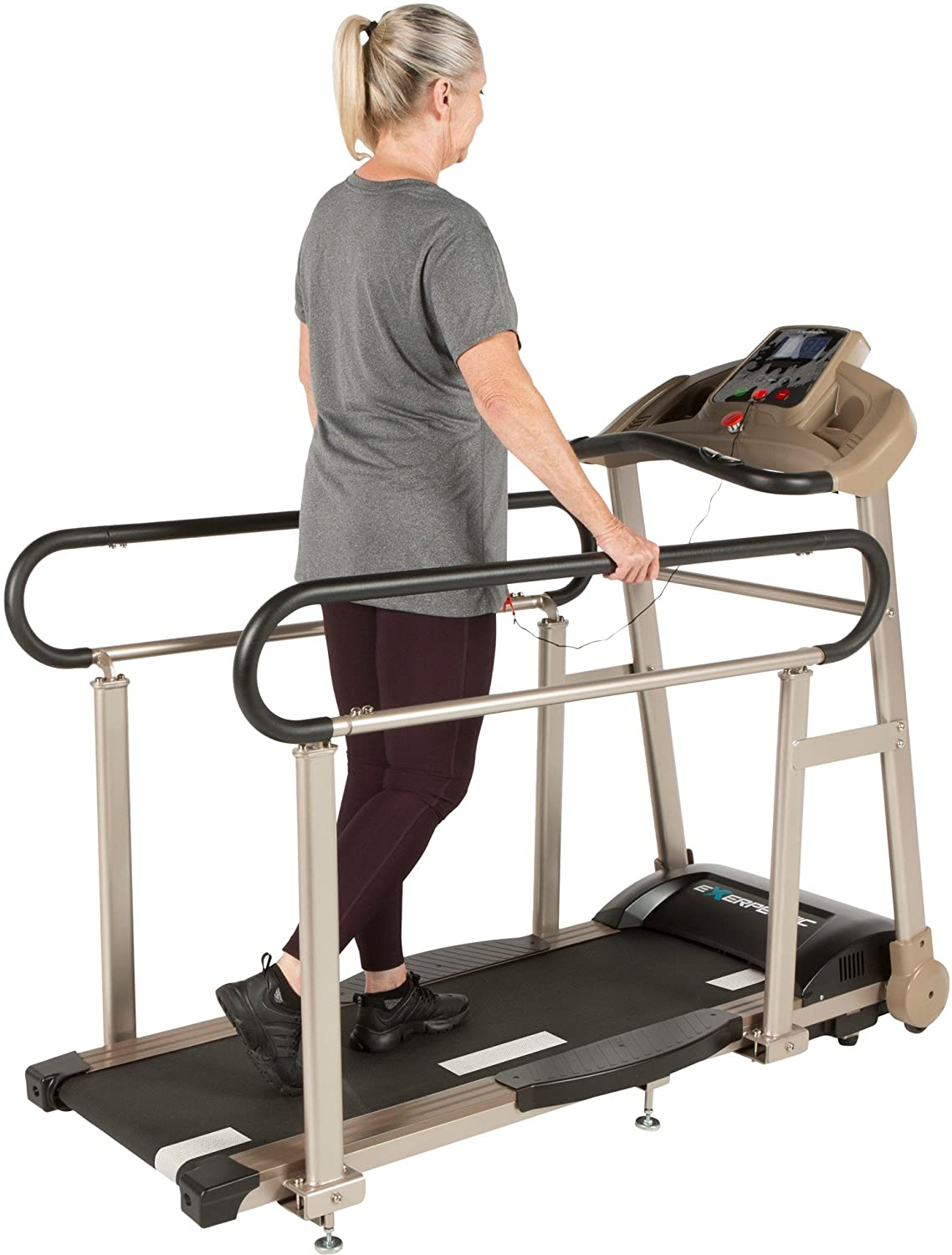 Exerpeutic TF2000 Recovery Fitness Walking Treadmill