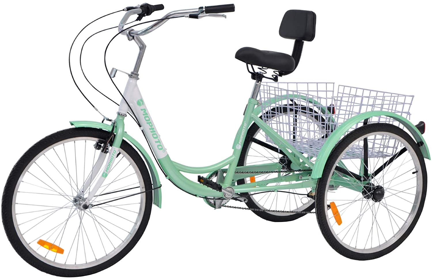 MOPHOTO Adult Tricycle for Seniors