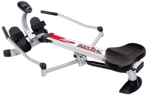 Stamina Body Trac Glider Rower Machine