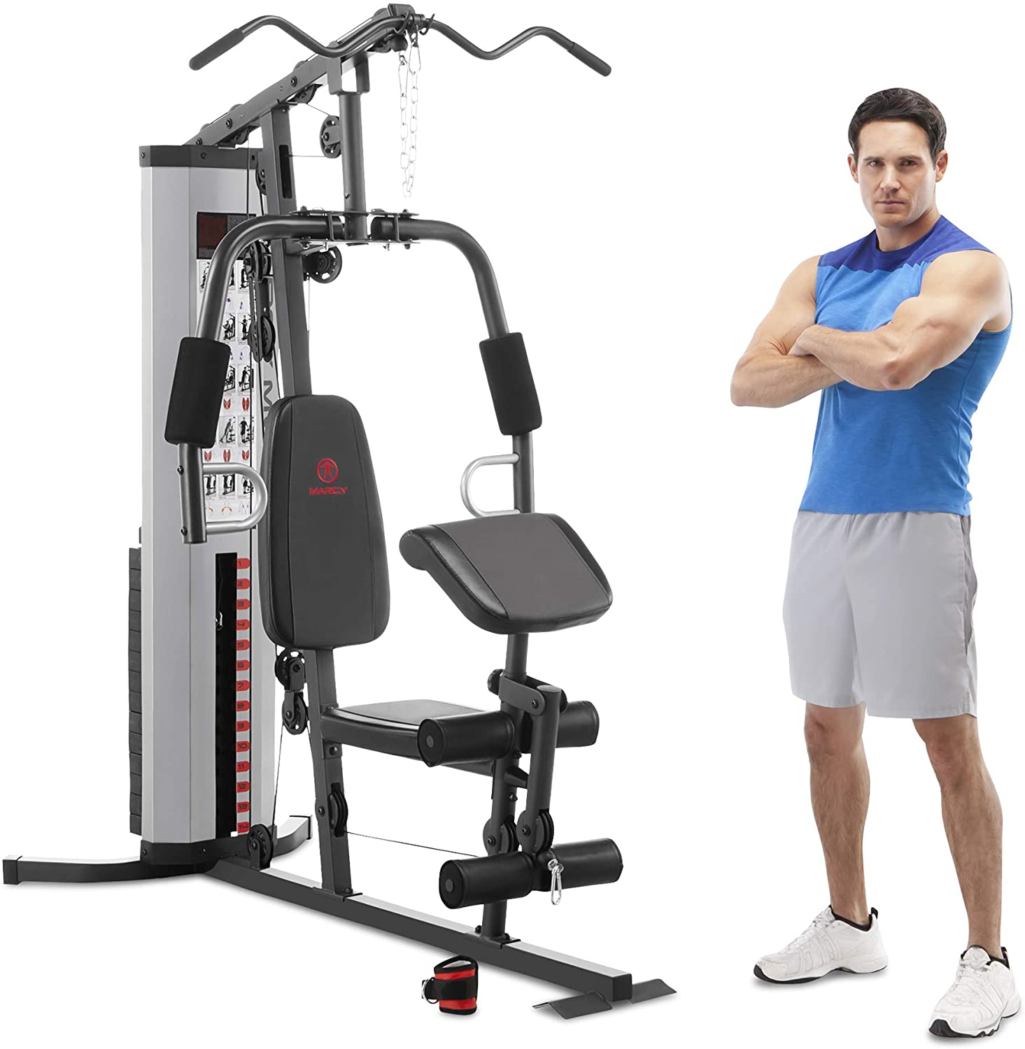 Marcy MWM-988 Multi-Functional Home Gym