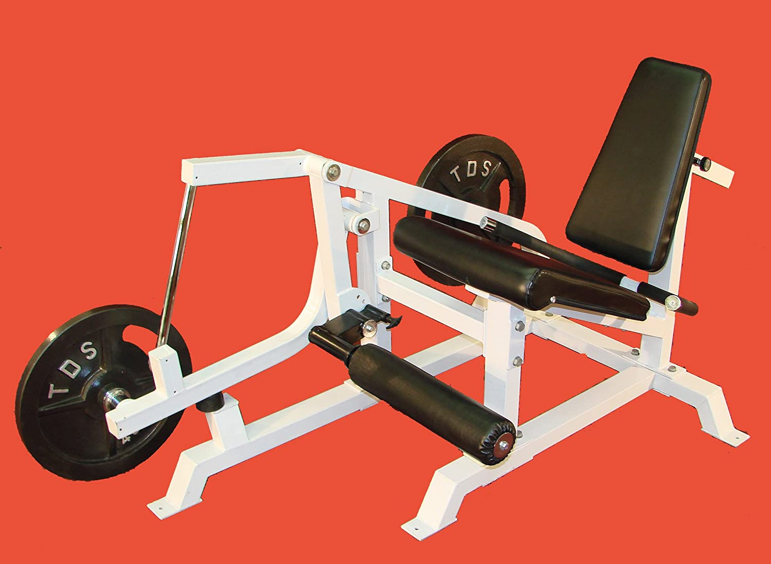 TDS Fitness Biometric Leg Extension Machine